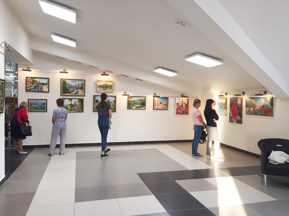 Выставка Мы - Югорчане!